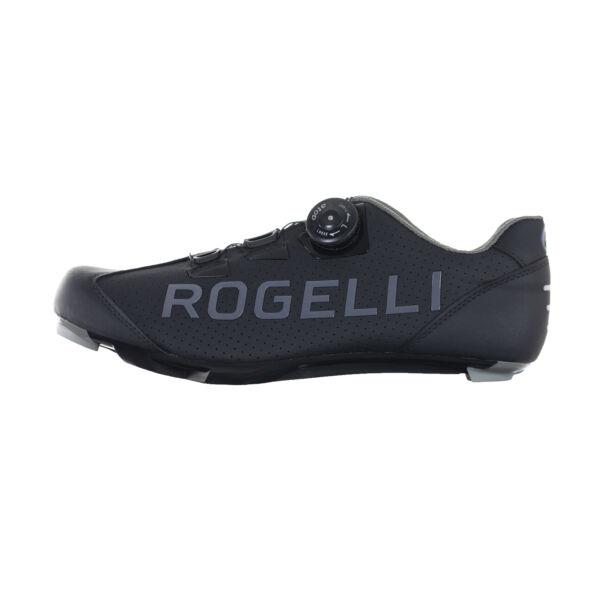 AB410 kerékpáros cipő, fekete/szürke - ROGELLI