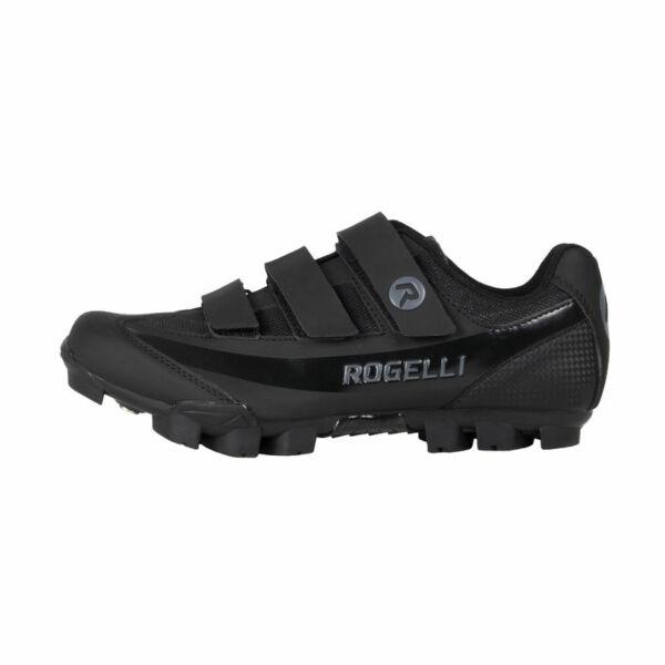 AB596 kerékpáros MTB cipő, fekete - ROGELLI