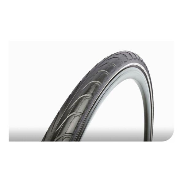 Külső gumi E-Randonneur 37-622 Double Shielding fekete REFLECTIVE rig.  G  2.0 - Vittoria