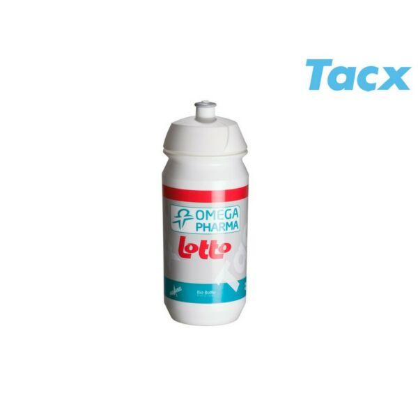 Kulacs PRO TEAMS-OMEGA PHARMA LOTTO 0,5L, fehér - TACX