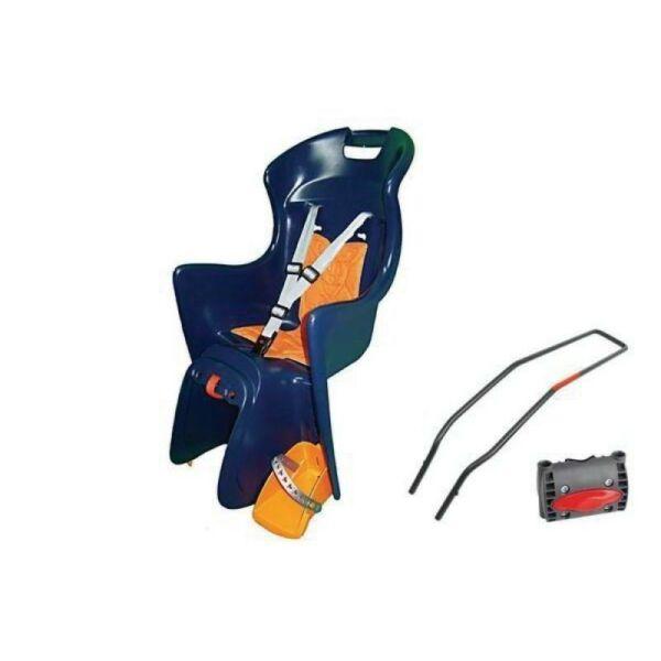 Gyerekülés ABS-Boodie kék/narancs, - AUTHOR