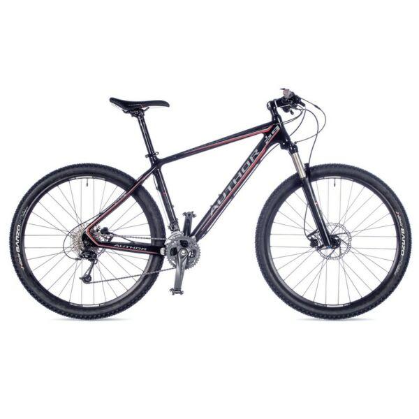 """Modus férfi MTB 29"""" kerékpár, karbon/narancs - AUTHOR"""