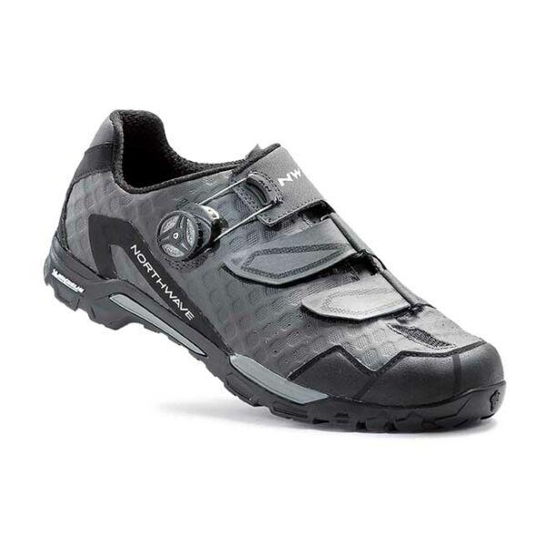 Cipő NORTHWAVE XC-TRAIL OUTCROSS PLUS 39 antracit-fekete
