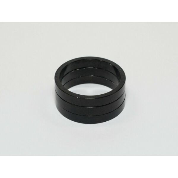 A-HEAD alátét ACO - S1 (10 db) d.28,6mm x 15mm (fekete), - AUTHOR