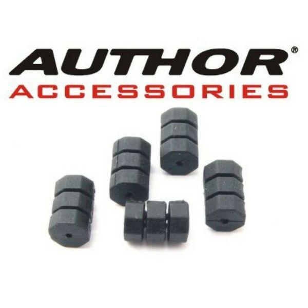 Bovden huzal O-gyűrű ABS-Pl-41 50 szett  (fekete), - AUTHOR