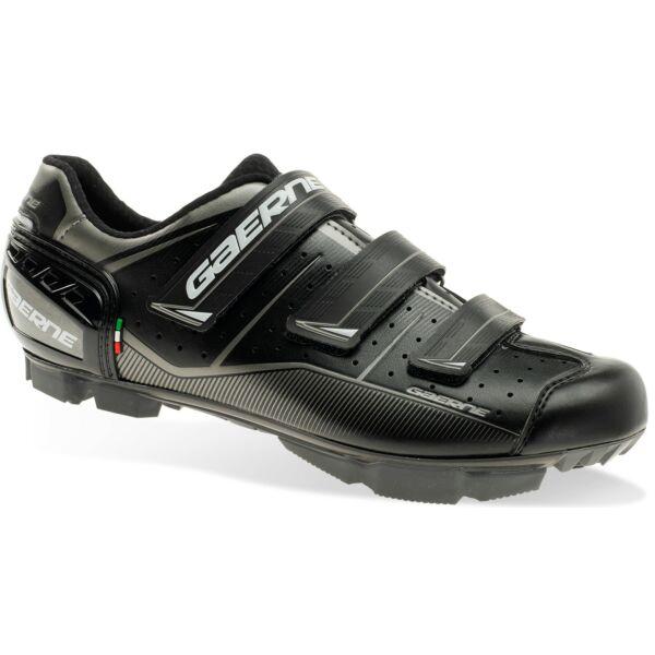 Laser férfi MTB cipő (széles), fekete - Gaerne