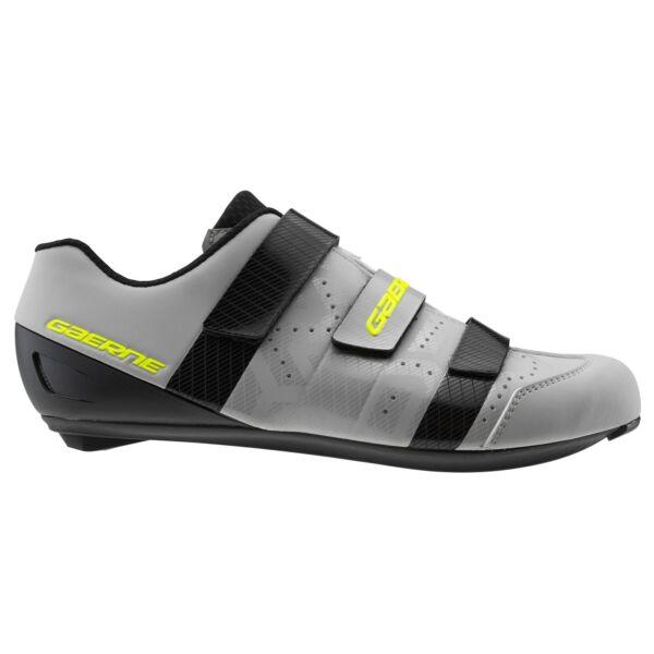 Record férfi országúti cipő, matt szürke - Gaerne