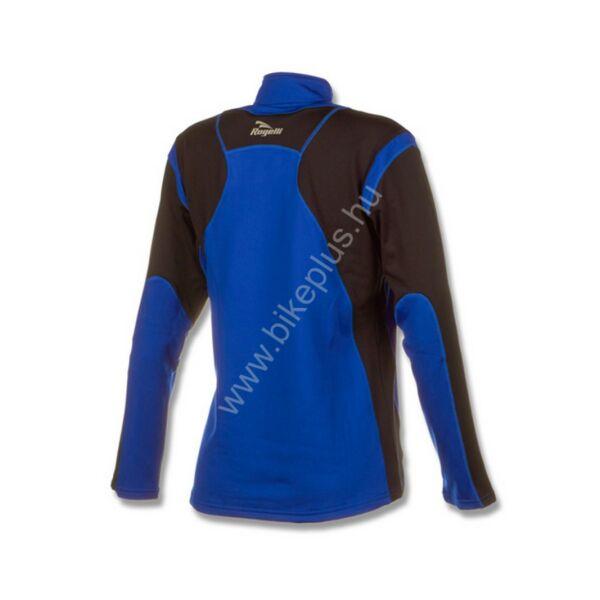 ELKA női hosszú ujjú futó felső, kék/fekete - ROGELLI