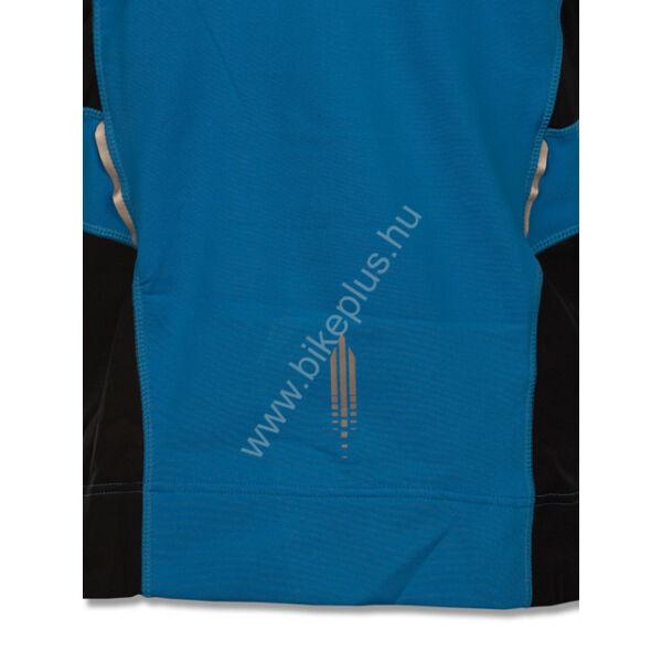 TAYLOR férfi futó hosszú ujjú mez, kék - ROGELLI