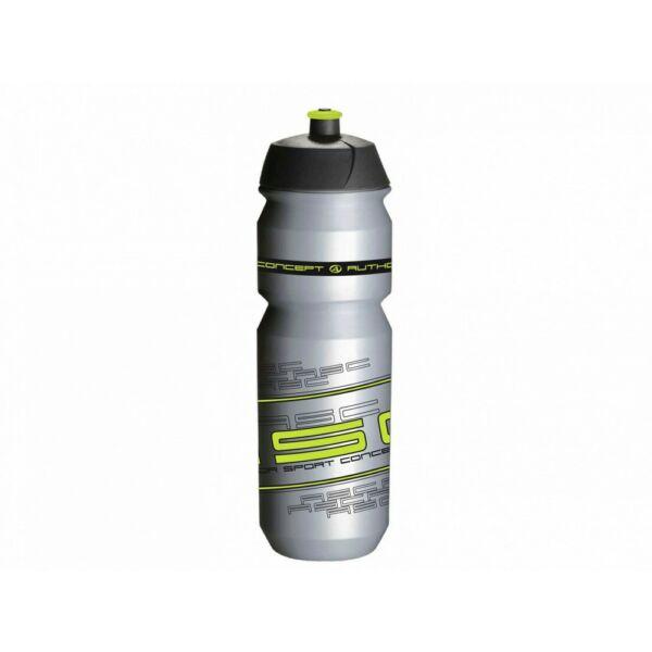 Kulacs AB-Tacx-Shiva 0,85l, ezüst/fluorite sárga - TACX
