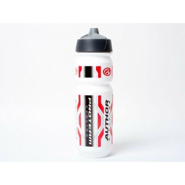 Kulacs AB-Tacx-Shanti 850 ml, proteam fehér/piros/fekete - AUTHOR