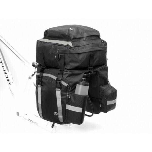 5eace9a62cfa Csomagtartó táska A-N Tourer 40, fekete - AUTHOR - AUTHOR ALKATRÉSZ ...