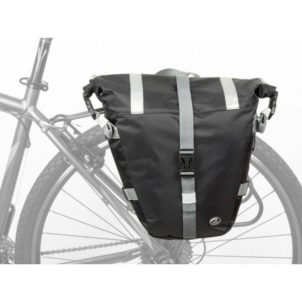 Csomagtartó táska A-N495  (fekete), - AUTHOR