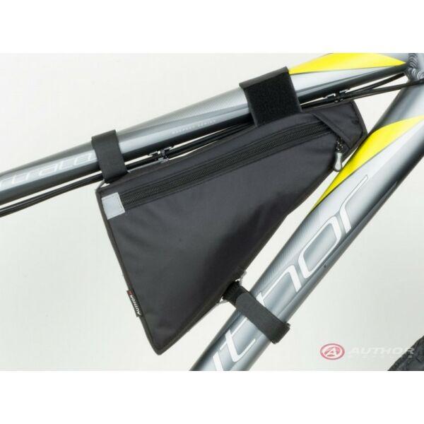 Háromszög táska A-R244, fekete - AUTHOR