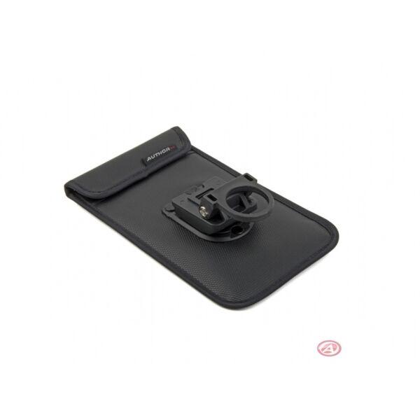 Moiltelefon tartó táska A-H900 (155x90 mm), fekete - AUTHOR