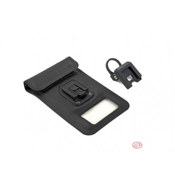 Moiltelefon tartó táska A-H950 (155x90 mm), fekete - AUTHOR