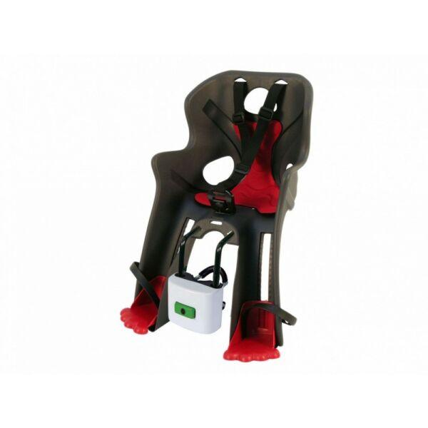 Gyerekülés ABS - Rabbit B-fix, szürke/piros - AUTHOR