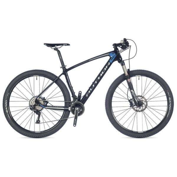 """Revolt 29"""" MTB XC kerékpár, karbon/kék - AUTHOR"""