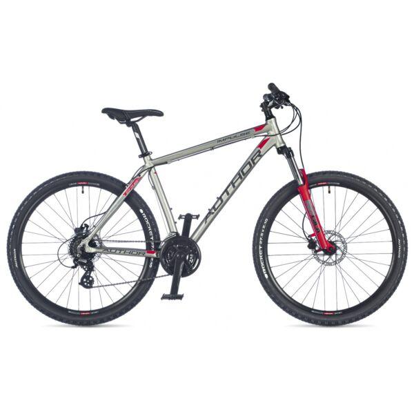 """Impulse 27,5"""" MTB kerékpár, sötétszürke/piros - AUTHOR"""