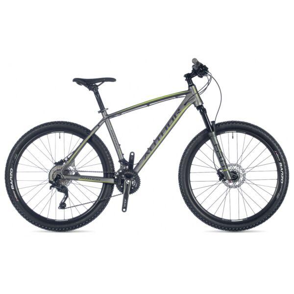 """Instinct 27,5"""" MTB kerékpár, matt szürke/matt szürke - AUTHOR"""
