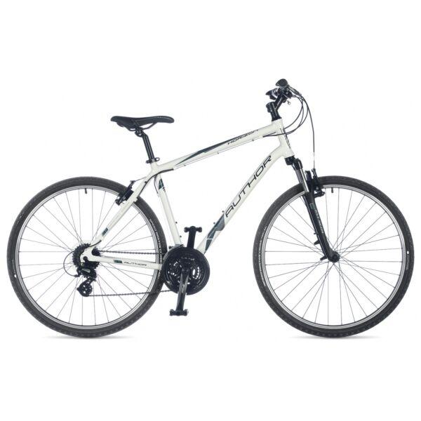 Horizon cross kerékpár, fehér/fekete - AUTHOR