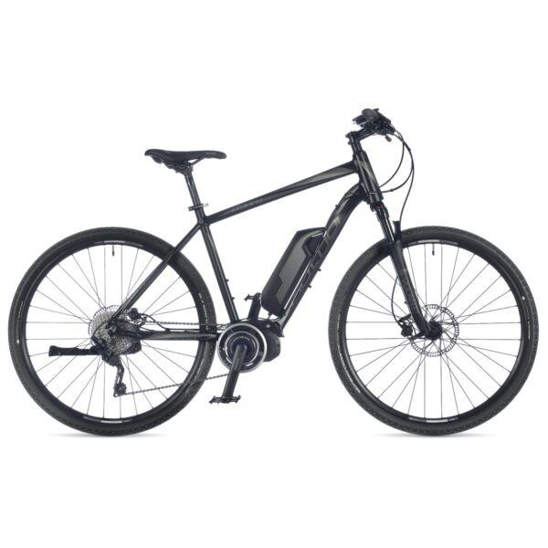 Empire cross e-bike, matt fekete/matt fekete - AUTHOR