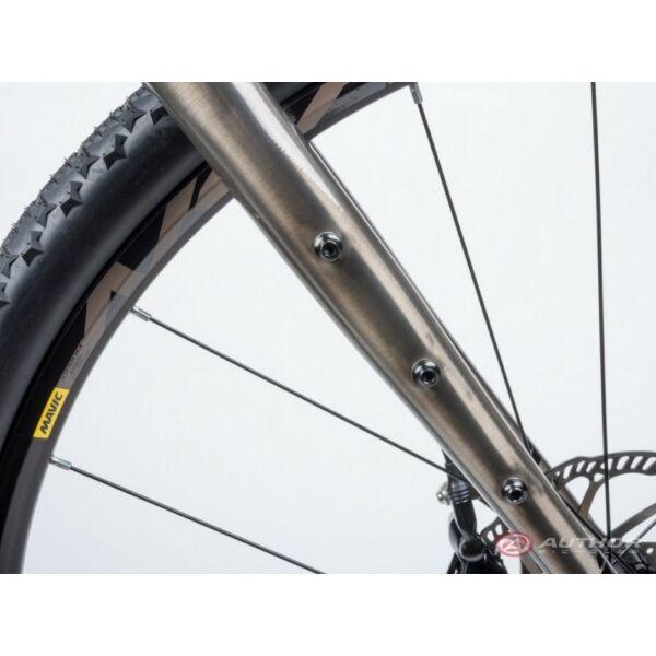 Ronin SL adventure kerékpár, metálszürke/metálszürke - AUTHOR