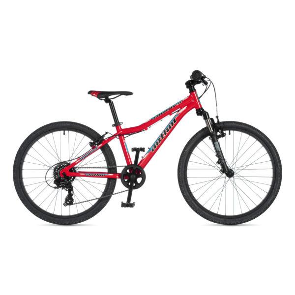 """A-Matrix SL fiú 24"""" gyerek kerékpár, piros / fekete - AUTHOR"""