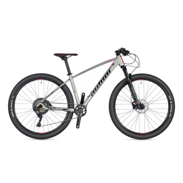 """Ultrasonic 27,5 fiú 27,5"""" gyerek kerékpár, ezüst / fekete - AUTHOR"""