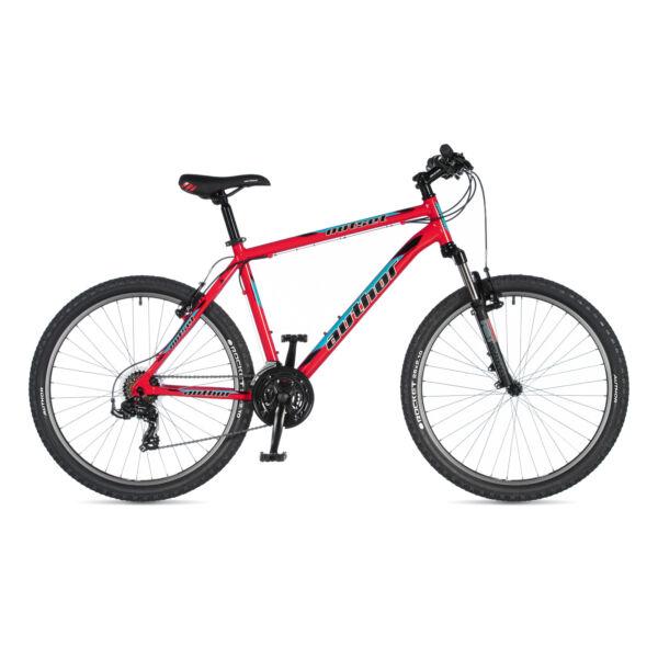 """Outset férfi 26"""" MTB kerékpár, piros / fekete - AUTHOR"""