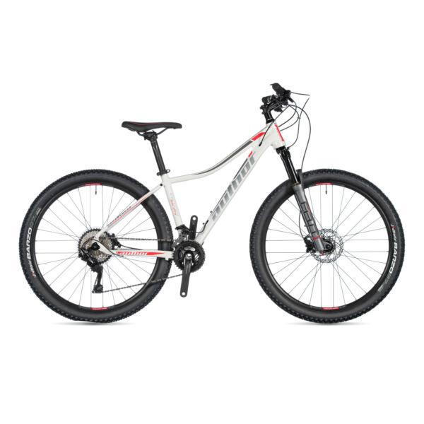 """Instinct ASL női 27,5"""" MTB kerékpár, fehér / ezüst - AUTHOR"""