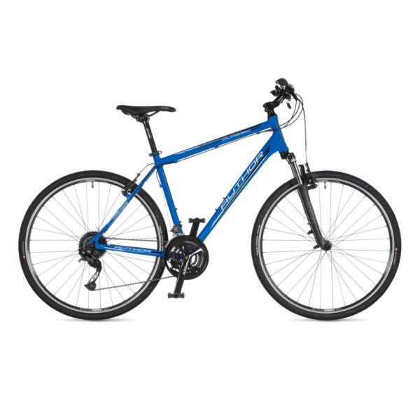 Classic férfi CROSS kerékpár, kék / fekete - AUTHOR