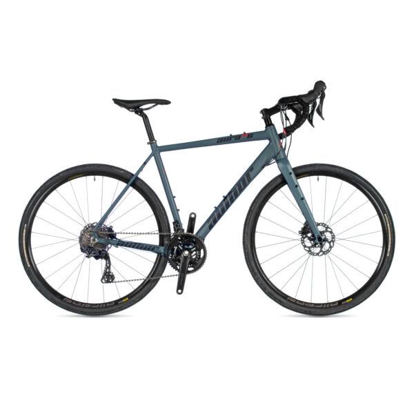 Aura XR6 DISC gravel kerékpár, (aluminium váz) matt szürke / matt szürke - AUTHOR