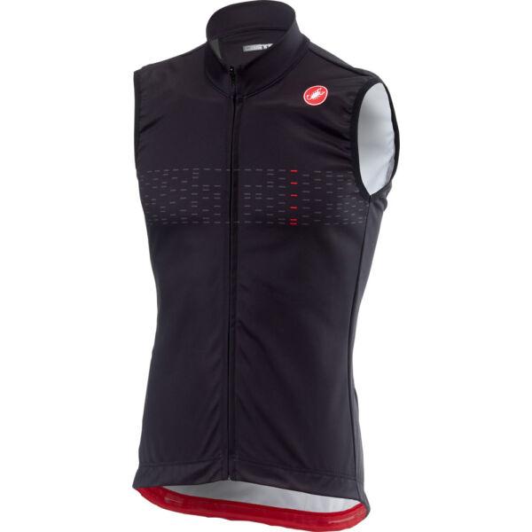 Castelli Superleggera Kerékpáros dzseki, Fekete sárga, XL