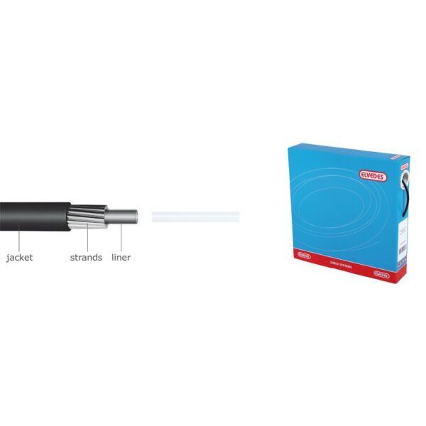 Váltóbovden külső 4 mm 30 m/ doboz, fehér - ELVEDES