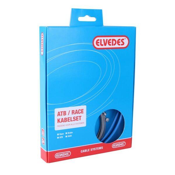 Fékbovden külső-belső szett ATB/RACE, kék - ELVEDES
