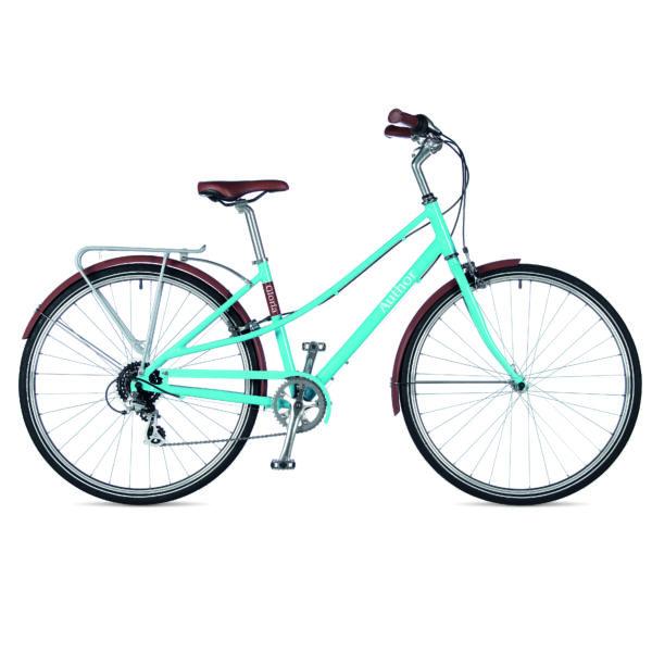 Gloria női városi kerékpár, kék/kék - AUTHOR