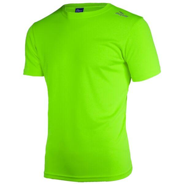 6a0f90d880 PROMO rövid ujjú technikai póló, fluoritzöld - ROGELLI - ROGELLI -  Kerékpáros ruházat, kerékpár kiegészítő és alkatrész webáruház