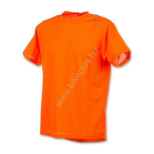 181218a316 PROMO gyerek rövid ujjú technikai póló, narancs - ROGELLI - ROGELLI ...