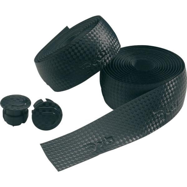 Kormánybetekerő DEDA SPECIAL fekete karbonmintás