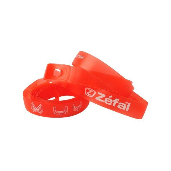SOFT PVC RIM TAPES tömlővédő szalag 559 x 18 mm (1 db), piros - ZEFAL