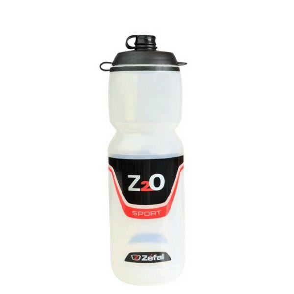Kulacs Z2O SPORT 75, szelepes kulacs 750 ml szelepvédővel, átlátszó - ZEFAL