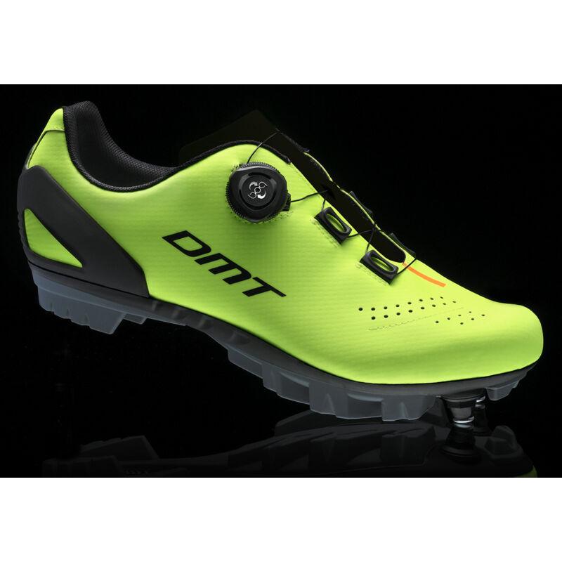 DM5 MTB kerékpáros cipő, fluorit sárga/fekete/narancs - DMT