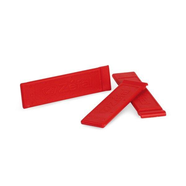 Z-LEVERS gumileszedő (3 darab), piros - ZEFAL