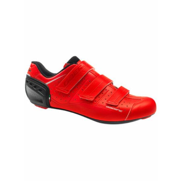 Record férfi országúti cipő, piros - Gaerne