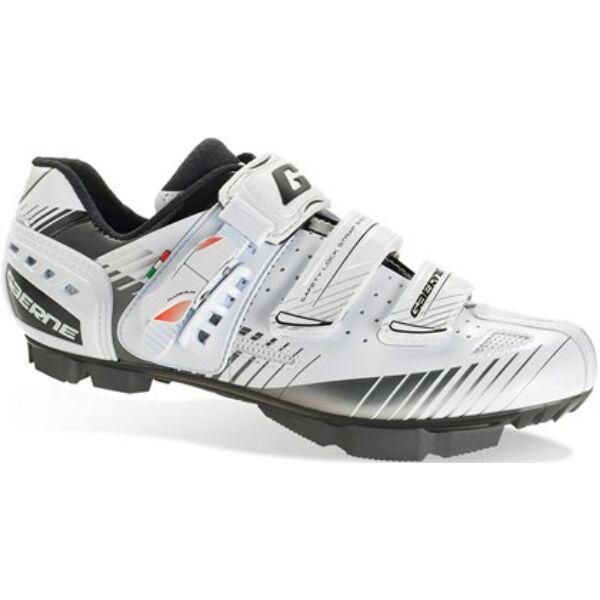 Rappa férfi MTB cipő, fehér - Gaerne
