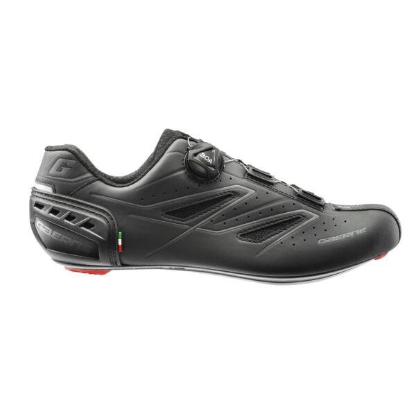 Tornado Essential férfi országúti cipő, fekete - Gaerne