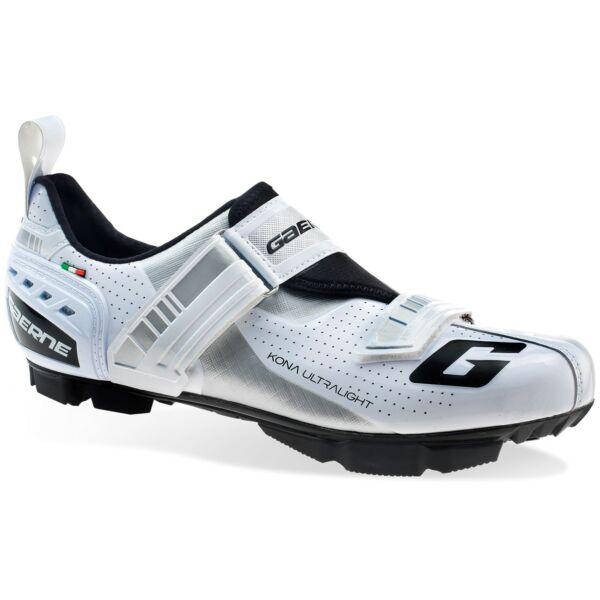 Kona férfi MTB cipő, fehér - Gaerne