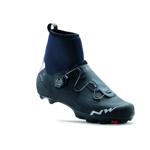 Cipő MTB RAPTOR ARCTIC GTX téli, fekete - NORTHWAVE