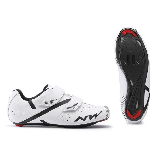 Cipő ROAD JET 2 41,5 fehér - NORTHWAVE